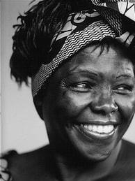 In Honour of Prof. Wangari  Muta Maathai