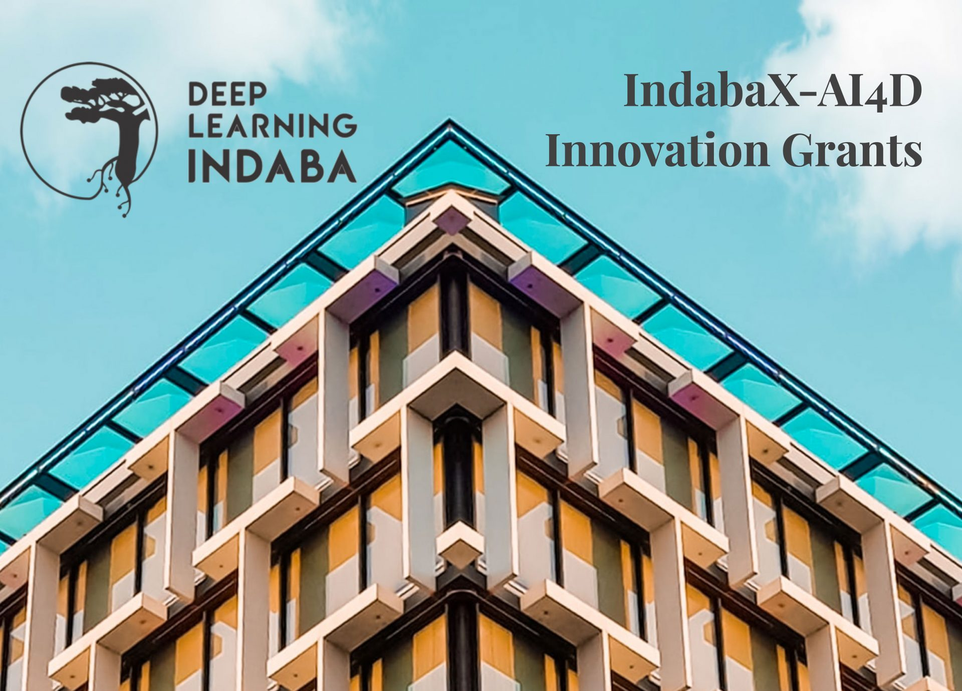 IndabaX-AI4D Innovation Grants